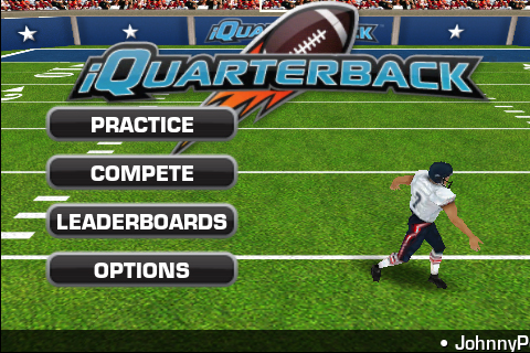 Screenshot iQuarterback