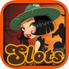 Ebony Burwell - Aah! Halloween Party Jackpot Slots Machine - Tower of Lucky Horror Casino Games Free  artwork